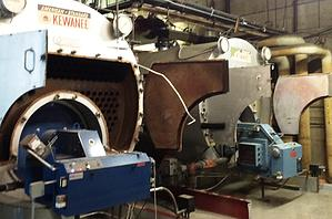 HVAC Maintenance Plans for commercial boilers