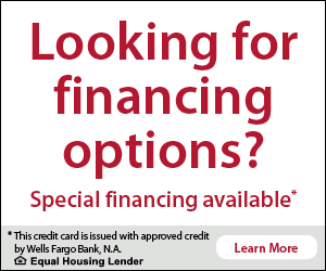 Financing options for hvac and plumbing services and equipment
