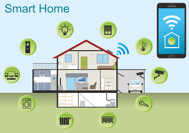 many ways to control a smart home