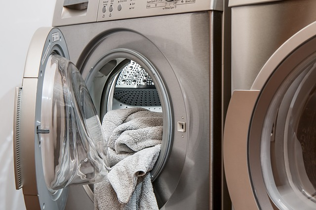 Keep that dryer vent clean!